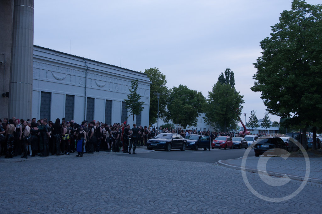 WGT 2014 - 07.06.2014 - Obsession Bizarre - Volkspalast